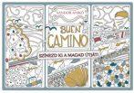 Buen Camino - Színezd ki a magad útját!