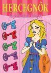Hercegnők foglalkoztató könyve