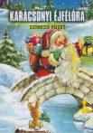 Karácsonyi éjfélóra - Színező füzet