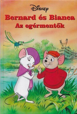 Bernard és Bianca - Az egérmentők - Antikvár