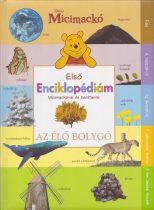 Első Enciklopédiám Micimackóval és barátaival - Az élő bolygó - Jó állapotú antikvár