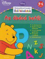 Az ábécé betűi - Micimackóval tanulok: Első feladatok
