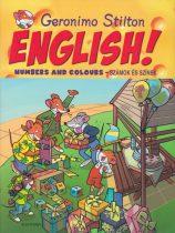 Geronimo Stilton - Numbers and colours / Számok és színek (English!)