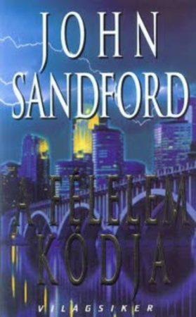 A félelem kódja - Sandford