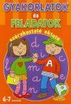 Emanuela Carletti - Gyakorlatok és feladatok - szórakoztató oktató  6-7 éveseknek