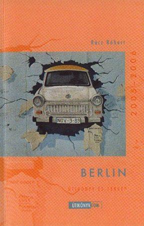 Berlin útikönyv és térkép