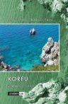 Korfu útikönyv és térkép