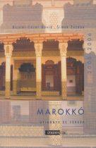Marokkó - Útikönyv és térkép