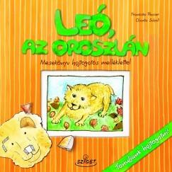 Leó, az oroszlán - Mesekönyv ragasztgatós melléklettel