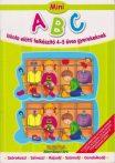 Mini ABC - Iskola előtti felkészítő 4-5 éves gyerekeknek