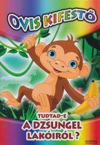 Ovis kifestő - Tudtad-e a dzsungel lakóiról?