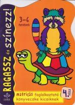 Ragassz és színezz! 4.rész - Jó állapotú antikvár