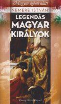 Nemere István - Legendás magyar királyok - Antikvár könyvritkaság