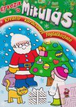Érkezik a Mikulás - Kreatív karácsonyi foglalkoztató