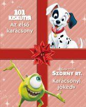Disney – 101 Kiskutya: Az első karácsony / Szörny Rt.: Karácsonyi jókedv