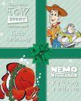 Toy Story-Játékkarácsony / Némó nyomában-Karácsony a mélyben (Disney)