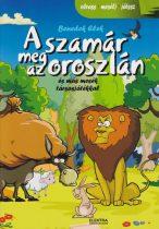 Benedek Elek - A szamár meg az oroszlán és más mesék társasjátékkal