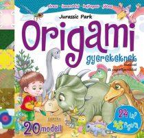 Jerzy Mostowski - Jurassic park – Origami gyerekeknek