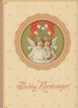 Szikora Zsuzsanna - Boldog karácsonyt! - Régi és újabb ékességek, ünnepi szokások