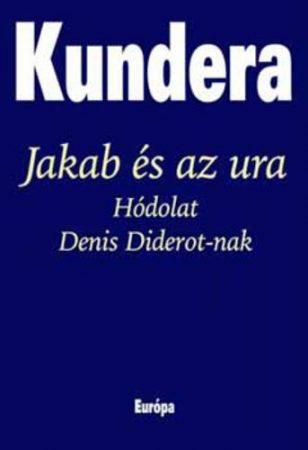 Milan Kundera: Jakab és az ura - antikvár