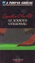 Agatha Christie - Az Ackroyd gyilkosság - Antikvár