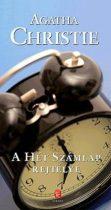 Agatha Christie: A Hét Számlap rejtélye (Battle főfelügyelő 2.)