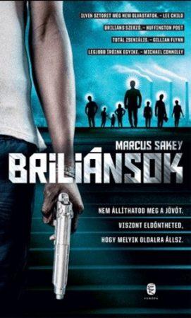 Marcus Sakey: Briliánsok