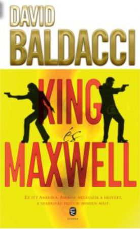 David Baldacci: King és Maxwell