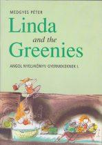 Medgyes Péter - Linda and the Greenies - Angol nyelvkönyv gyermekeknek I. - Jó állapotú antikvár