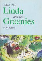 Hudák Ilona - Linda and the Greenies munkafüzet II. - Jó állapotú antikvár