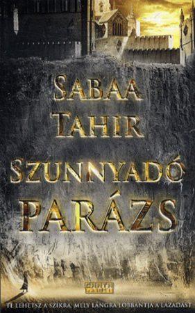 Sabaa Tahir: Szunnyadó parázs