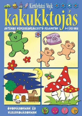 Kakukktojás II. - kék