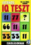 Játékos IQ teszt iskolásoknak