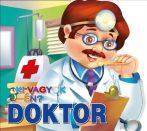 Ki vagyok én? Doktor – vágottszélű képes lapozgató