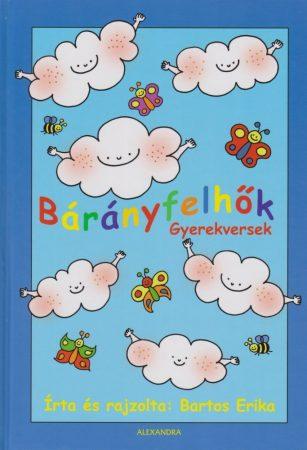 Bárányfelhők - Gyerekversek -Bartos Erika