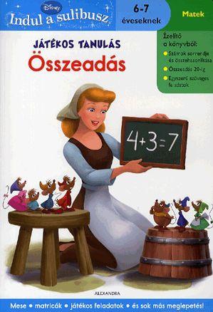 Összeadás - Játékos tanulás (Hercegnők)