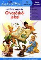 Játékos tanulás - Olvasásból jeles! 7-8 éveseknek