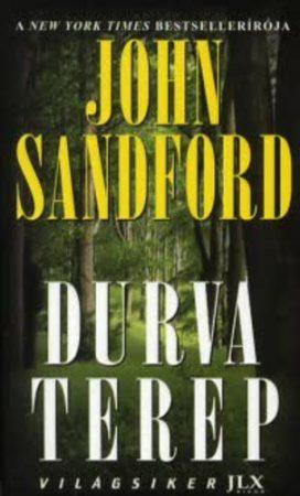 Durva terep - John Sandford
