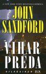John Sandford: Vihar préda (Antikvár, utolsó darabok)