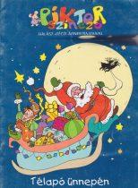 Télapó ünnepén - Piktor színező - Antikvár