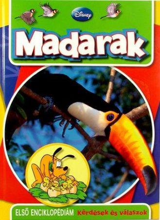 Madarak - Első enciklopédiám - Disney (antikvár)