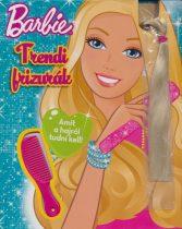 Barbie Trendi frizurák - antikvár