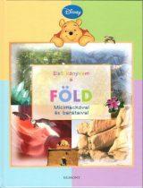 Első könyvem - A Föld - Micimackóval és barátaival - antikvár