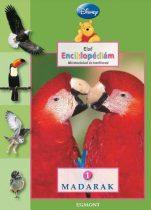 Első enciklopédiám Micimackóval és barátaival - Madarak - antikvár!