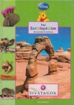 Első Enciklopédiám Micimackóval és barátaival - Sivatagok