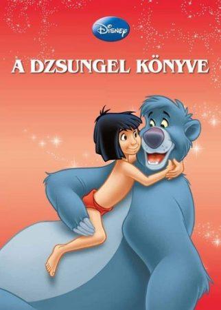 Disney: A Dzsungel könyve ANTIKVÁR