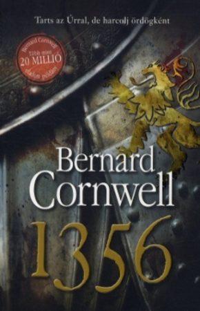 Bernard Cornwell: 1356 (A Grál küldetés 4.)