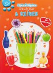 Lépésről lépésre matricás könyv - A színek