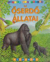 Az őserdő állatai - Antikvár