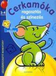 Cerkamóka - Ragasztás és színezés 3-4 éveseknek